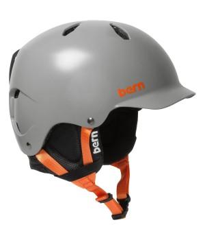 Bern Bandito Multi-Sport Helmet (For Boys) Color: Satin Grey